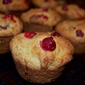 Orange Cranberry Muffins (Sugar and Gluten free)