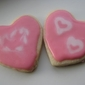 Sugar Cookies with Glace` Icing