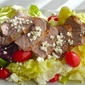 Honey Mustard Pork Salad