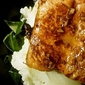 State of Mind - Pan Seared Salmon with Wasabi Mashed Potatoes