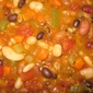 Mexicali Bean & Barley Soup