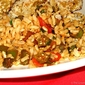 Okra Fried Rice