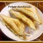 Potato sandwich- Easy and quick