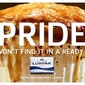 Chicken Pie for Lurpak