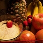 Pina Colada Dip for Fruit