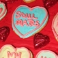 Be My Valentine Butter Cookie Recipe for Cut Out Cookies