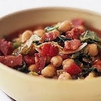 Spanish Style Bean Soup