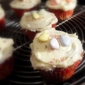 Sweetheart Cherry Cupcakes