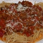 You Can Eat Spaghetti and Eat Light, Easy Slow Cooker Spaghetti
