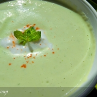 Image of Avocado Soup Recipe, Cook Eat Share