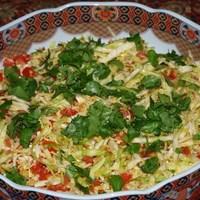 Cabbage Pachadi (salad)