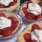 Strawberry Almond Tarts