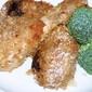 Oniony Crunchy Panko Breaded Chicken Legs