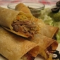 Shredded Pork Taquitos