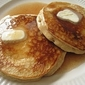 Champion Breakfasts: Oat & Yogurt Pancakes