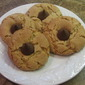 Peanut Butter Cookies w/ Hershey Kisses
