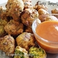 Authentic Methi Gota / Pakoda (Gram Flour - Fenugreek/Spinach/Cilantro Fritters)