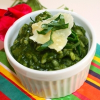 Image of Always So Special - Green Risotto Recipe, Cook Eat Share