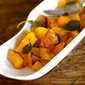 Butternut Squash roasted with Sage and Coconut