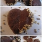 Chocolate Walnut Hearts: Chocolate Sugar Cookies