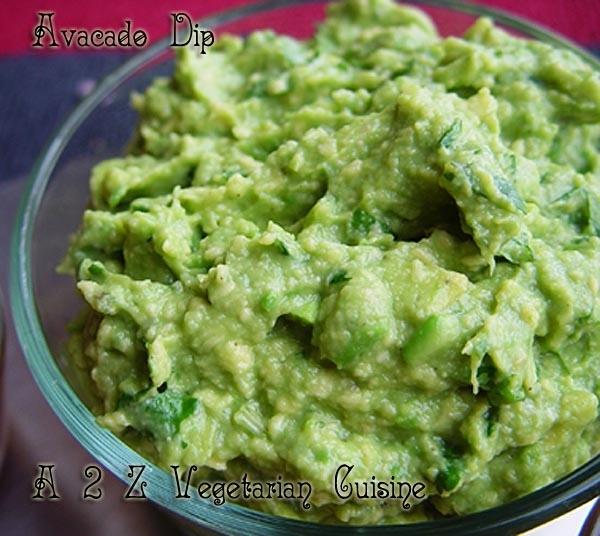 Chunky Guacamole Recipe By Muskaan Cookeatshare