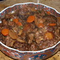 Chinese Braised Oxtails with Root Vegetables