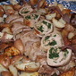 Red Potatoes Roasted with Onions & Thyme