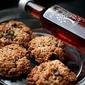 Vegan Agave PAMA Oatmeal Cookies