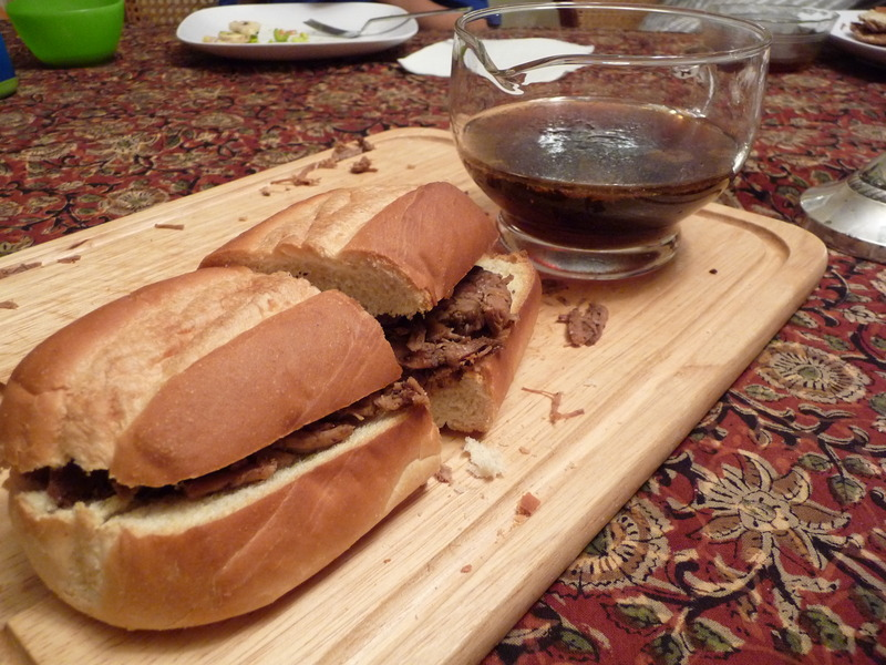 Slow Cooker French Dip Recipe by Nancy - CookEatShare