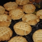 Whole Wheat Pecan Shortbread Cookies