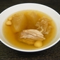 chinese pork and apple soup