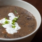 Black Bean and Ham Soup Recipe