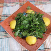 Turkish Parsley Salad