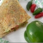Veggie-Bean Quesadilla & questions for you all on, Flu/Swine flu Shots