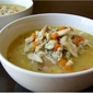 Chicken Barley Soup for the Soul