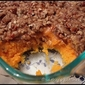 Pecan Crusted Sweet Potato Casserole