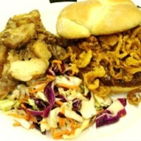 Image of Pulled Ranchero Bbq Niman Ranch Pork Recipe, Cook Eat Share
