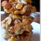 Almond Cashew Brittle(Vegan)