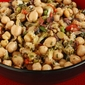 Chick Pea Salad With Olives
