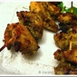 Mint – Malai Chicken Kebabs..!!