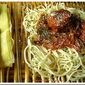 SPAGHETTI With MEATBALLS …!!