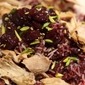 Rice with Sour Cherries (Albalu Polo)