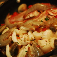 Zuppa di Pesce - Sea food Stew-