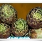 Here' s a quick way to cook artichokes