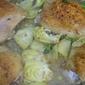 Chicken and Artichoke Saute