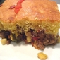 Tamale Pie = Chili w/ a Cornbread Crust
