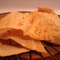 Oven Baked Pita Chips