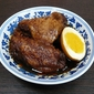 soy braised chicken with eggs