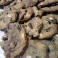 Chocolate, white chocolate Oreo cookies