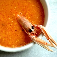 Fish and shellfish soup